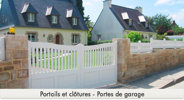 ... Portail Cloture Porte Garage Rouen ...