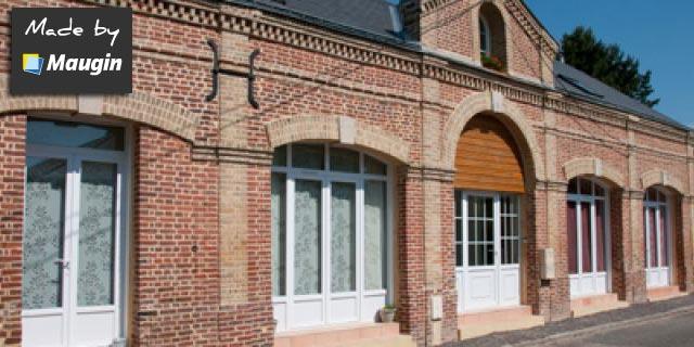 Menuiserie Porte Et Fen Tre Alu Bois Ou Pvc Rouen